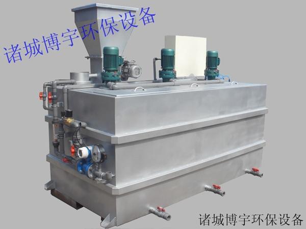 BYJY系列全自动絮凝剂制备系统