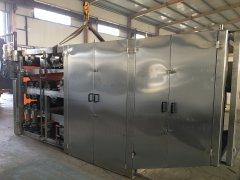 广州污水处理厂订购的污泥二次脱水设备已发货