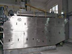 污泥二次脱水设备在湖南安装完成